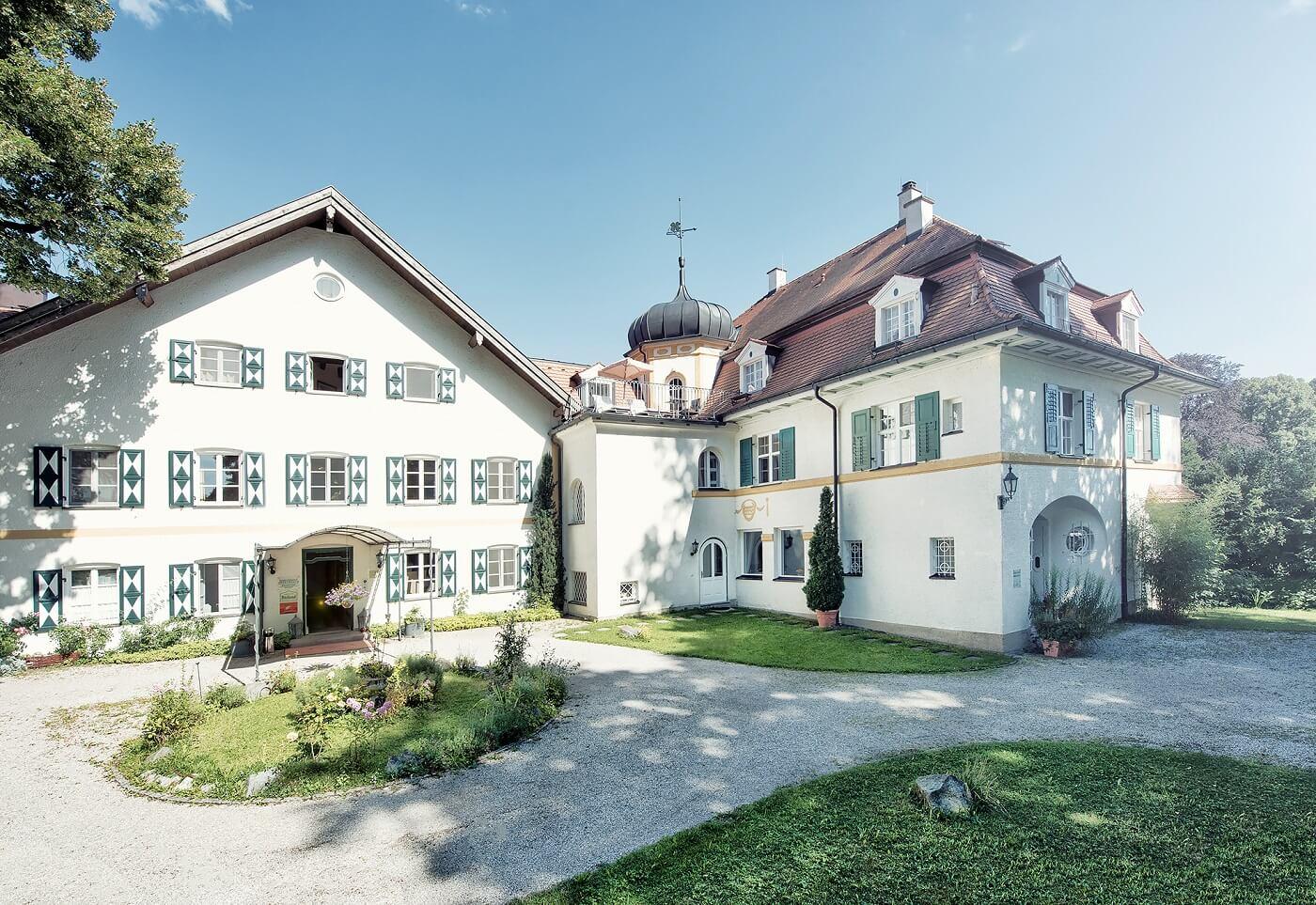 Biohotel am Starnberger See | Schlossgut Oberambach