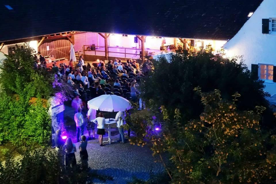 jazz festival starnberger see schlossgut oberambach